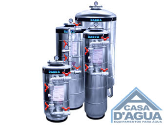 A casa d agua equipamentos para gua 11 5031 9114 for Filtro agua casa